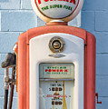 Sinclair Power-x Gas Pump by Barry Cruver