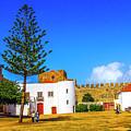 Sines Castle by Roberta Bragan