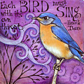 Sing by Vickie Hallmark