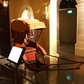 Singapore Hand Pulled Rickshaw by Padamvir Singh