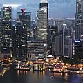 Singapore by Jim Chamberlain