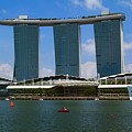 Singapore Ship Top by Shane Phillips