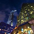Singapore Shopping Paradise by Ng Hock How