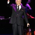 Singer Tony Bennett by Concert Photos