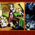 Singing Away November's Rain by Ludwig Richter and Martin Brockhaus