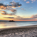 Singing Beach Manchester Ma Sunrise Island by Toby McGuire