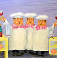 Singing Tenorloins by Barney Napolske
