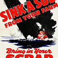 Sink A Sub From Your Farm by War Is Hell Store