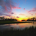 Sink Creek Sunset by Charlie Grindrod