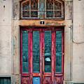 Sintra Door by Claude LeTien