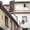 Sintra Jewish Quarter IIi Portugal by John Shiron