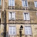 Sintra Vintage Building V Portugal by John Shiron