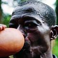 Sipping Palm Wine by Muyiwa OSIFUYE