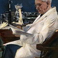 Sir Alexander Fleming by Granger