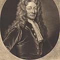 Sir Christopher Wren by John Smith After Sir Godfrey Kneller