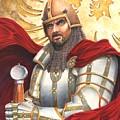 Sir Gawain by Melissa A Benson