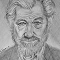 Sir Ian Machellen by Edgar Torres