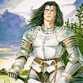 Sir Lancelot by Melissa A Benson
