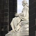 Sir Walter Scott Statue by Mike McGlothlen