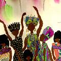 Sisterhood by Angela L Walker