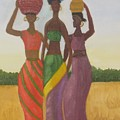 Sisters by AVK Arts