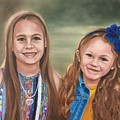 Sisters by Elvie Becker