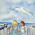 Sisters by Paul Sandilands