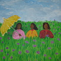 Sisters Talk by Sheila J Hall