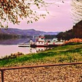 Sisters Ville Ferry by Lorie Kash