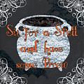Sit For A Spell by Debbie DeWitt