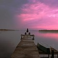 Sittin On The Dock Of The Bay by David Carter