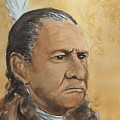 Sitting Bull by Pete Maier