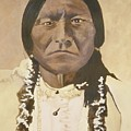 Sitting Bull by Terry Honstead
