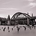 Siuslaw River Bridge by HW Kateley
