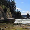 Siwash Rock Stanley Park Vancouver by Pierre Leclerc Photography