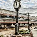Six Oclock Train by Sharon Popek