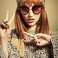 Sixties Retro Fashion by Amanda Elwell