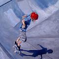 Skateboarding by Quwatha Valentine