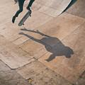 Skater Boy 001 by Clayton Bastiani