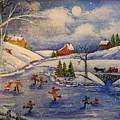 Winter Fun  Part 2  by Theresa Prokop