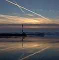 Skating On The Sky 3 by John Scatcherd