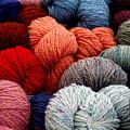 Skeins Of Yarn by Richard Mansfield
