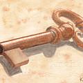 Skeleton Key by Ken Powers