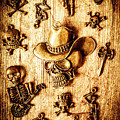 Skeleton Pendant Party by Jorgo Photography - Wall Art Gallery