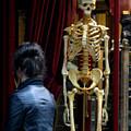 Skeleton Staff by Jez C Self