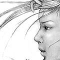 Sketch #1 by Carolyn Anderson