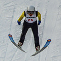 Ski Jumper 3 by Tommy Anderson