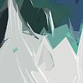 Ski Trails by Gina Harrison