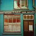Skibbereen Shop Front by Trevor Burke