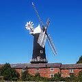 Skidby Mill East Yorkshire England by Anthony Murphy